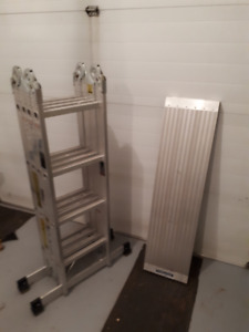 Articulating Ladder - Price Reduced