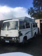 Toyota coaster motorhome/bus caravan must go!  Pakenham Cardinia Area Preview