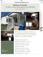 Maison à vendre à Huntingdon