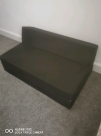 Small double chair/bed