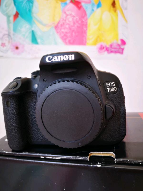 Canon 700D 18MP DSLR | in Kirkby, Merseyside | Gumtree