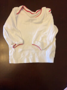 Baby girl clothes 3-6 months mostly new