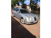 Jaguar S type 2.5 VS 200 sport 4 door