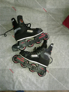 Rollerblade à  Riviere Rouge
