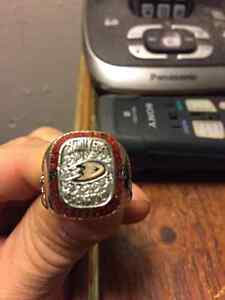 Molson Canadian Stanley Cup Rings  Prince George British Columbia image 2