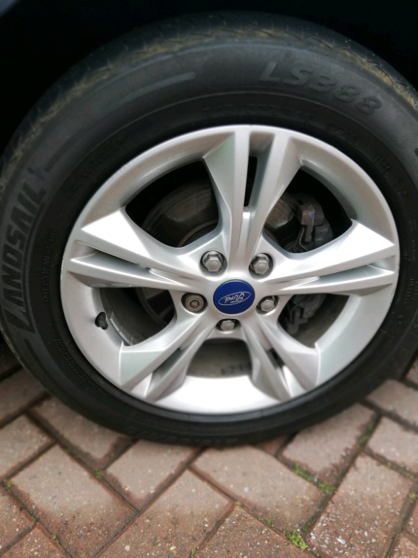 Ford Focus Alloys In Sheffield South Yorkshire Gumtree