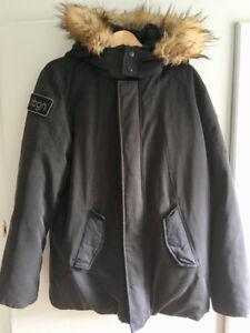 Manteau d'hiver Toboggan Homme