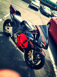 2003 Punisher cbr 600rr 3000$ obo