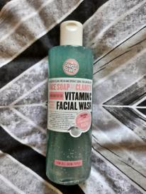 Soap & Glory Vitamin C Facial Wash (Unused)