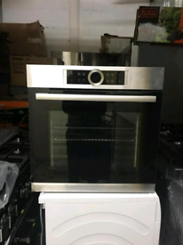 Bosch built in single oven electric
