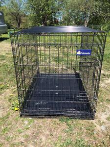 Grande cage a chien 27X36X24.