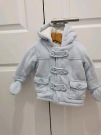 Baby coat jacket