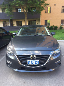 2015 Mazda Mazda3 GS Sedan - LOW MILEAGE (ONLY 10000km)
