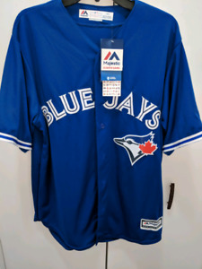 Authentic Brand New Blue Jays Jersey retail $159.99