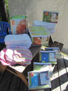G-Diapers, washable diapers
