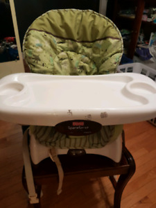 Fisher Price Space Saver High Chair