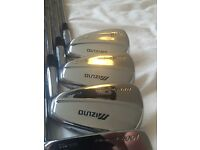 ****VERY RARE MIZUNO MP100 FORGED IRON LIMITED EDITION****