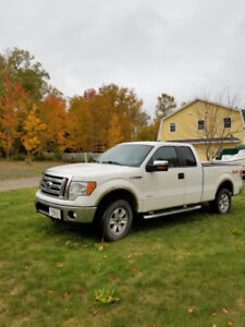 2012 F-150 (4 Wheel Drive / Extended Cab)