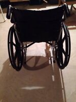 Airgo Wheelchair Must Be Sold Great Condition