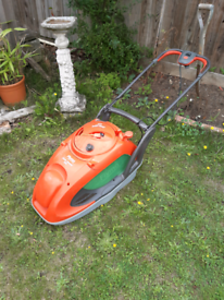 Flymo Glide master 360 electric lawnmower