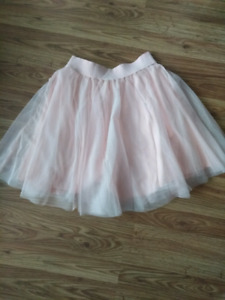 New pink skirt. From Europe. Size small/medium.