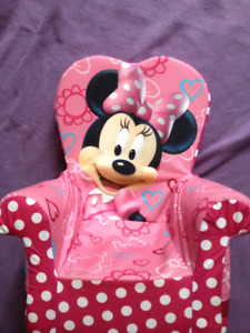 Minnie Mouse Toddler / Baby Chair