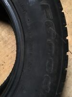 BF Goodrich Winter Tires 215 70R16