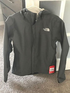 North face venture men's jacket medium asphalt gray