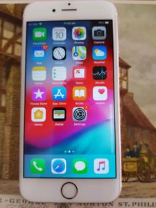 Unlocked iPhone 6s 128GB Rose Gold