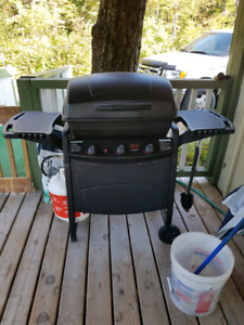 $50 obo BBQ with tank