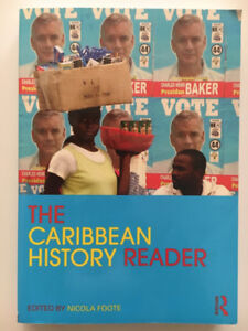 The Caribbean History Reader : Nicola Foote