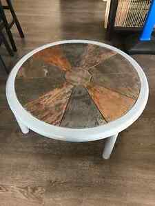 Slate Oak Coffee Table Edmonton Edmonton Area image 2