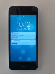 iPhone 5C 16 GB White Unlocked