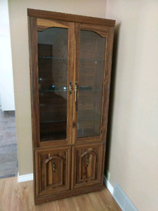 Two cabinets - $150.00