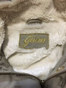 ** GUESS BOMBER WINTER JACKET **