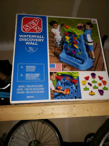 BNIB Step 2 Discovery Waterfall splash water toy