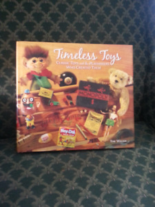 THE  BOOK  OF  TIMELESS  TOYS