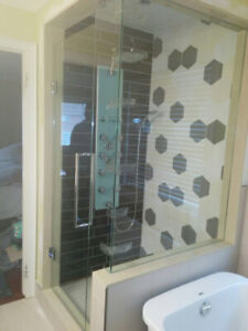 Glass Installer, For all your Glass Needs, Frameless Shower Etc