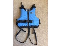50N buoyancy aid, junior, mint condition, not life jacket, aid only.