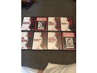 Killers/murderers DVDs