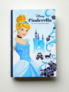 Cinderella 1 ounce pure silver coin and watch