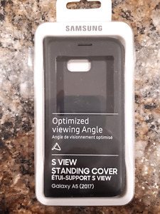 Samsung S View Standing Cover Case for Galaxy A5