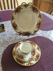 Royal Albert - Old Country Rose