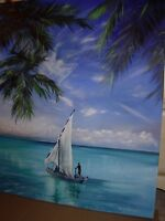Artist available to do paintings of your choice