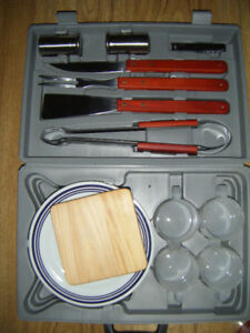 BBQ Cookware Set for sale