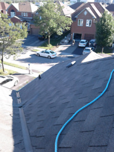 Toronto roof and gutter repairs