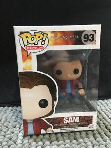 Funko Pop Sam Winchester 93