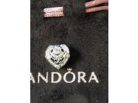 Pandora Opulent Heart Charm