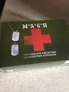 MASH tv serie on DVD