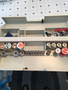 Paffa sewing and embroidering machine